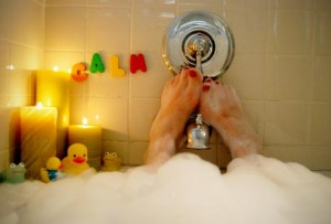 getty_rf_photo_of_woman_taking_bath