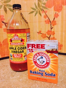 AppleCiderBakingSoda