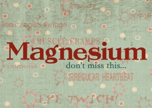 Magnesium-deficiency